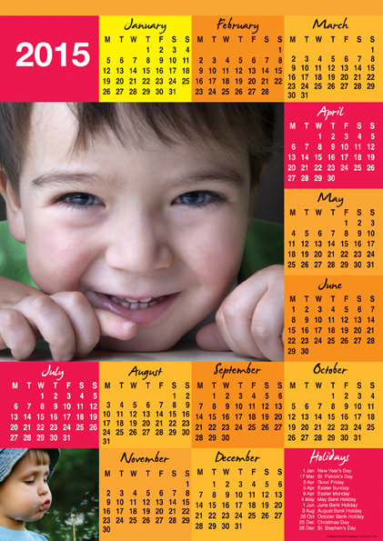 Calendar choice 10