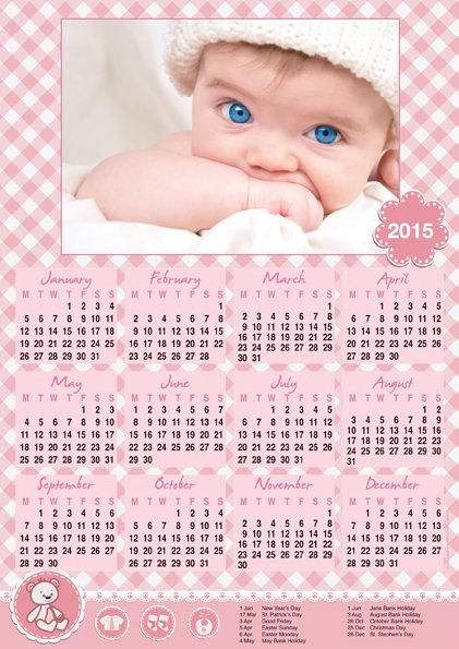 Calendar choice 4