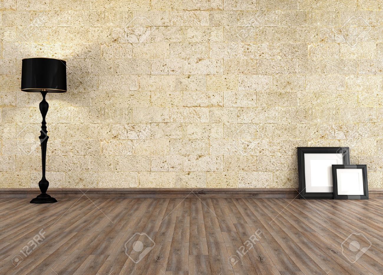 Living Room Wall Background
