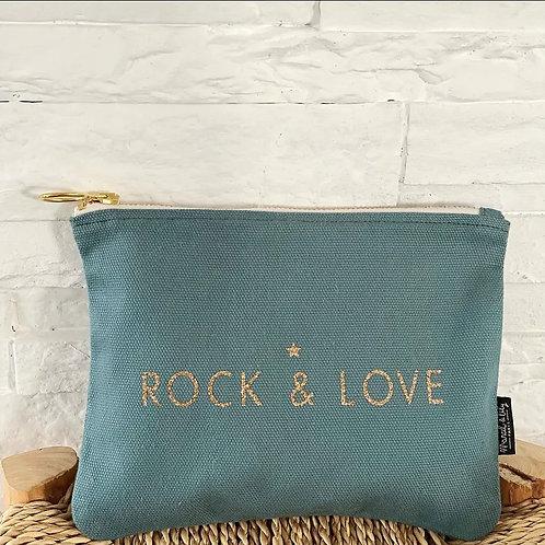 Trousse - eucalyptus - Rock and Love