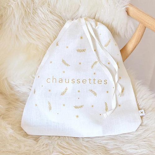 Pochette Chaussettes