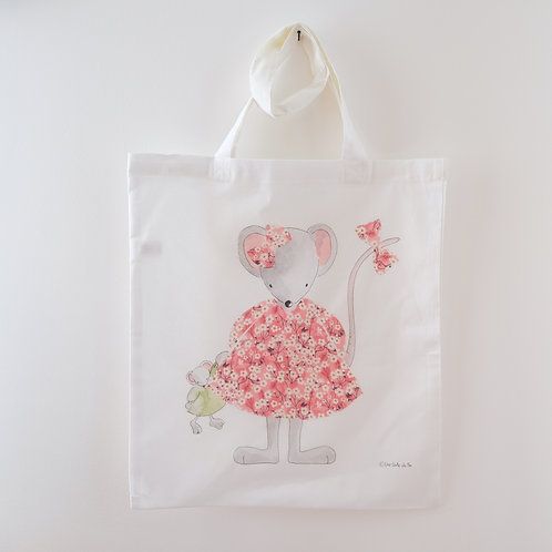 Tote bag - Souris liberty
