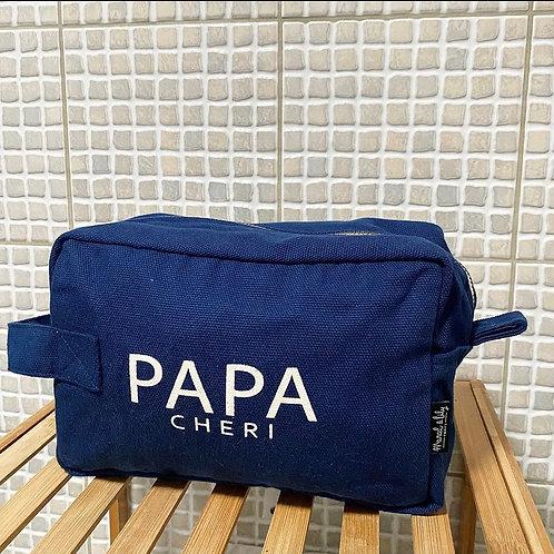 Trousse de toilette - Papa Chéri
