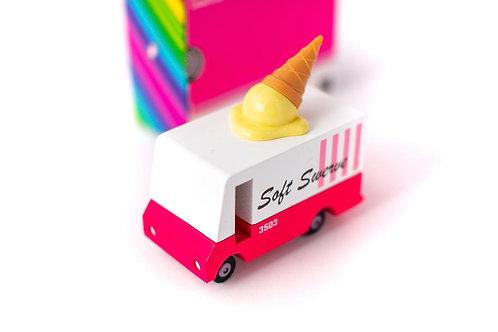 "Van Icecream - Foodtruck spécial ""glaces"""