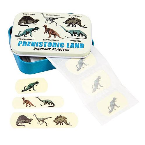 Boîte de Pansements Dinosaures