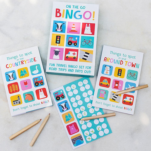 Bingo De Voyage