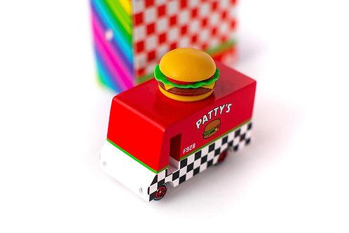 """Van Hamburger - Foodtruck spécial """"burger"""""""