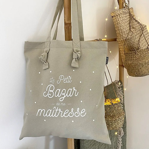 Tote bag - Maitresse