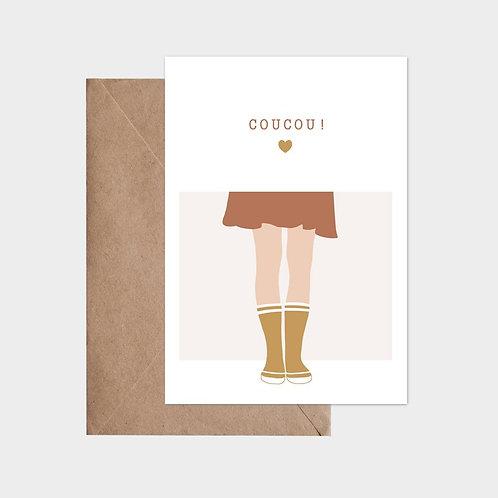 Carte Coucou