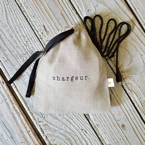 Pochette Chargeur