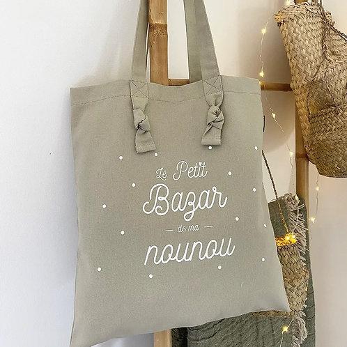 Tote bag - Nounou