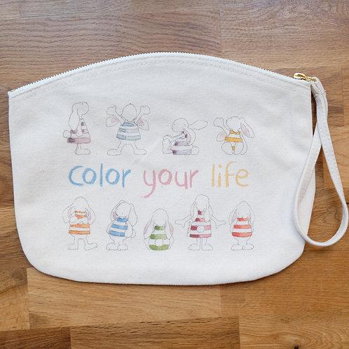 Pochette - Color your life