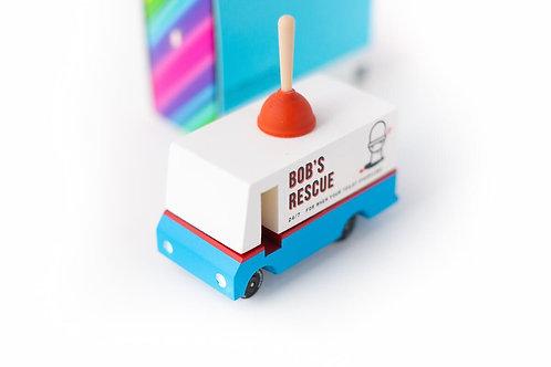 Van Bob's Rescue - Camion de Bob le Plombier