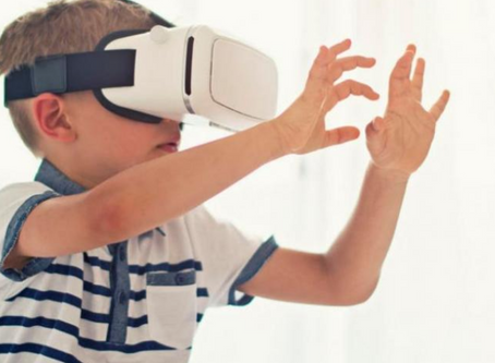 VR Offers Patients Virtual Distractions From Pain