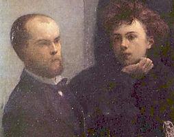 Verlaine, Rimbaud, amantes, amor, poetas, artista, espectaculo
