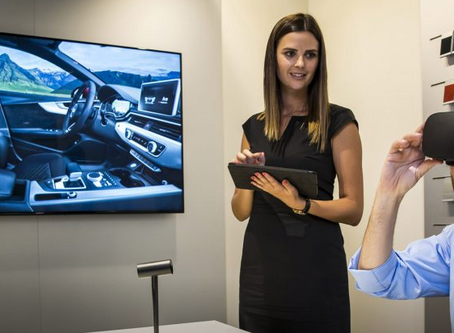 Audi Has Deployed 1,000 VR Showrooms in Dealerships Worldwide