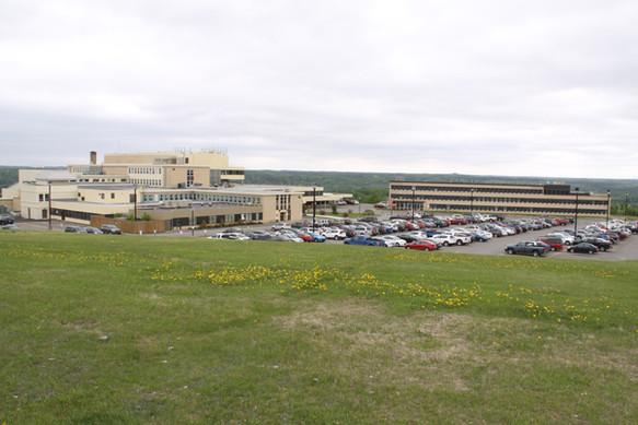 Central Newfoundland Regional Health Centre, Grand Falls-Windsor
