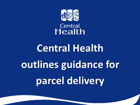 Central Health outlines guidance for parcel delivery