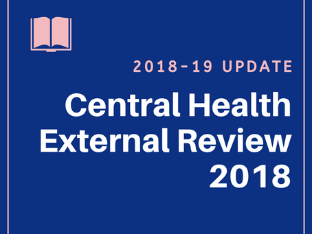 Implementation Steering Committee releases third update on External Review