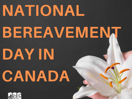 Central Health recognizes National Bereavement Day 2020 in Canada