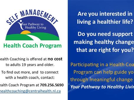 Health Coach Program - Free