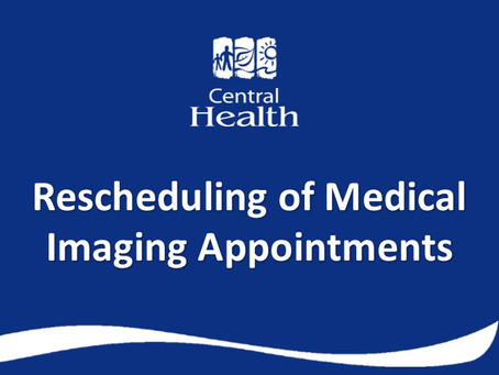 Central Health to prioritize Medical Imaging appointments by urgency