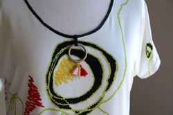 Robe Pompon