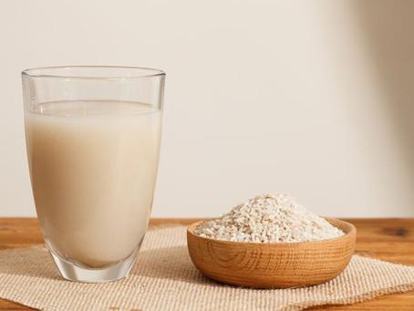 米水VS米奶點樣揀?營養學家教揀健康飲品:養生美顏又低脂