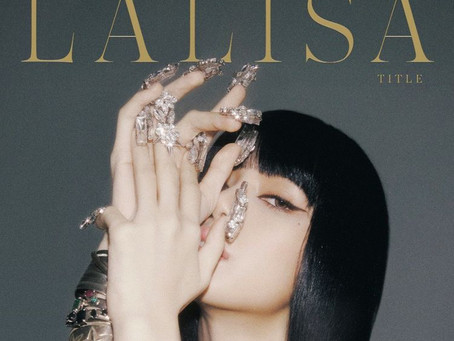 BLACKPINK Lisa首張個人專輯《LALISA》😍|大晒20吋纖腰+無敵大長腿|5大不節食減肥方法大公開