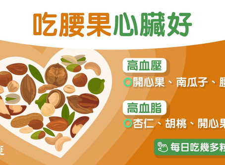 【堅果好處】尿酸高吃杏仁開心果降血壓 防心血管疾病日食幾粒?