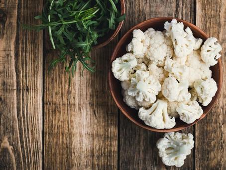椰菜花飯低卡高纖又健康|營養師構解椰菜花飯減肥好處和功用