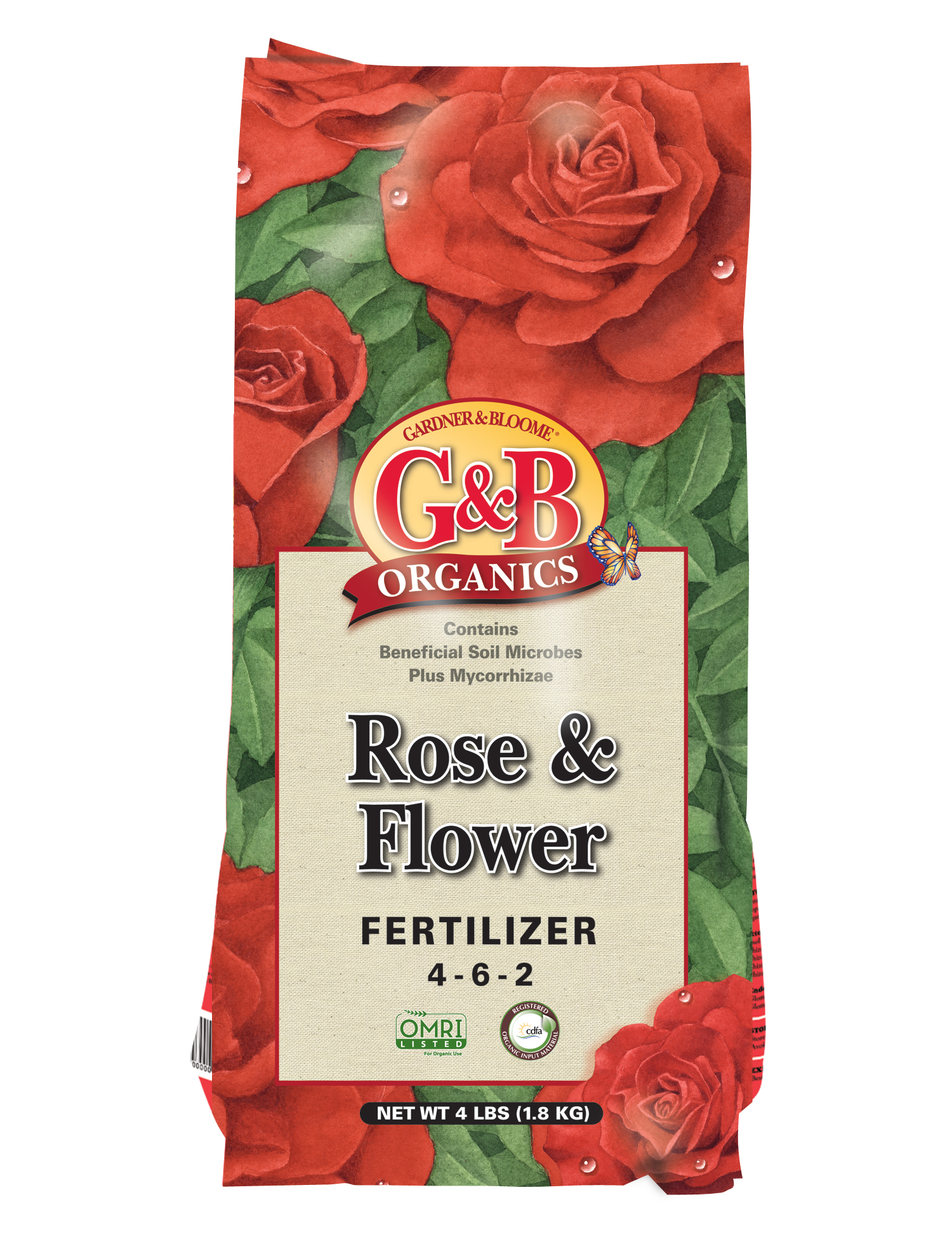 Rose Fertilizer