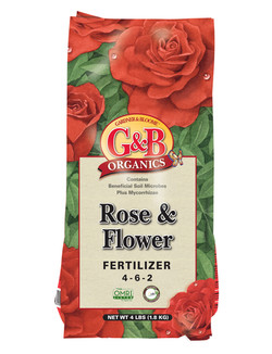 Rose Fertilizer