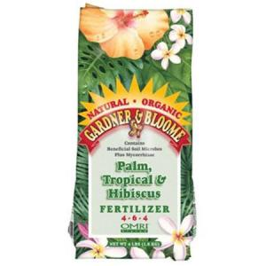 Palm & Tropical Fertilizer