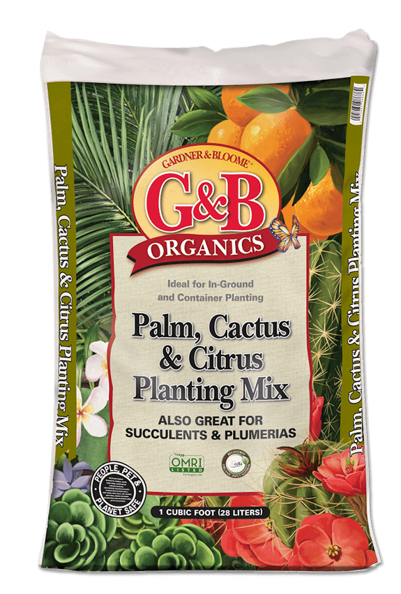 Palm, Cactus, & Citrus Soil