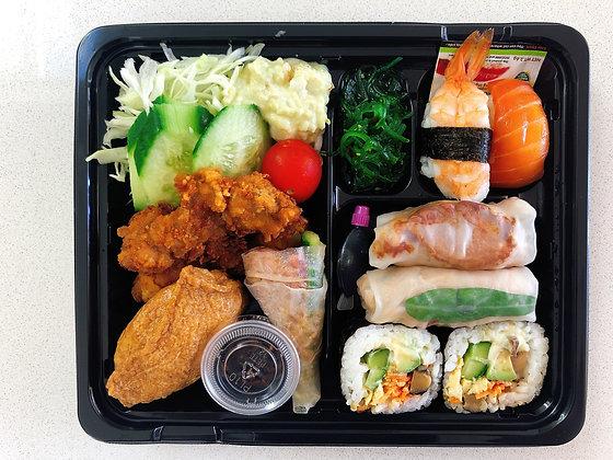 Obento Box (Minimum order 4 Boxes   )                Free Delivery