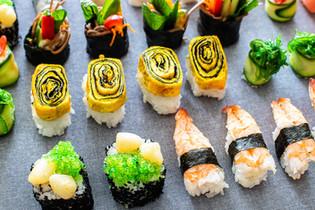 Deluxe Sushi Range 2