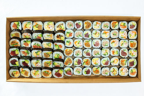 Assorted Californian Rolls -Boxed