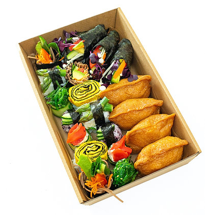 Deluxe Dietary Platter  - Boxed