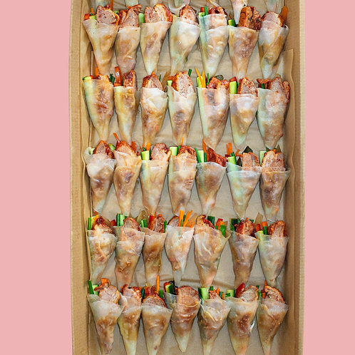 Peking Duck Pancakes Large - Boxed                               (Free Delivery)