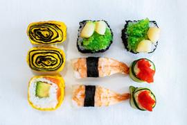 Deluxe Sushi Range 1