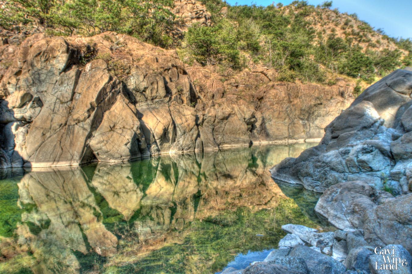 I laghi della Lavagnina