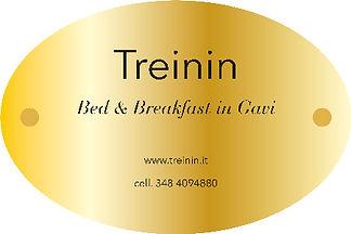 b&b Treinin Gavi