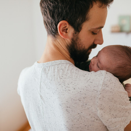 A Dad's perspective on pregnancy