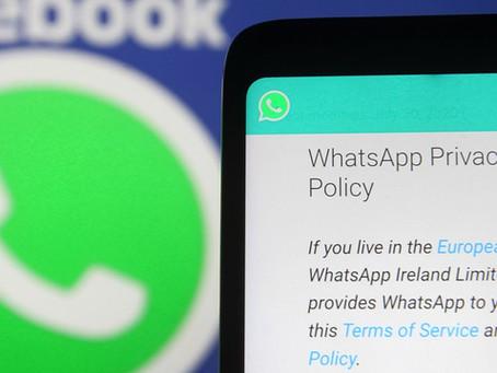 Crollo di utenti per WhatsApp, posticipate di 3 mesi le nuove norme sulla privacy