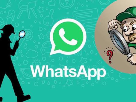 Come scoprire con chi sta chattando quando è on line su WhatsApp