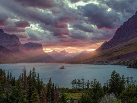 St Mary Lake: lo sfondo che rompe lo smartphone