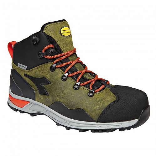 Scarpe antinfortunistica D-TRAIL LEATHER HI S3 SRA HRO WR CI