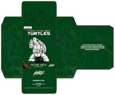 MONDO COLLECTIBLES: THE FIRST TURTLE