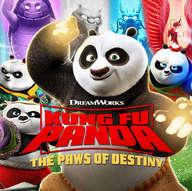 KUNG FU PANDA - PAWS OF DESTINY